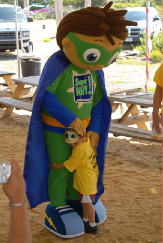 Super Why Reading Camp