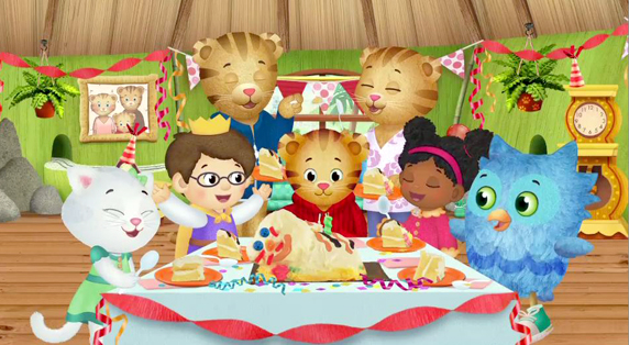 PBS\' Daniel Tiger released at TCA Press Tour | Angela\'s Clues