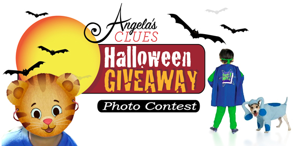 Win a Signed Daniel Tiger Book this Halloween
