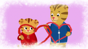 Daniel Tiger's Neighborhood Valentine's Day