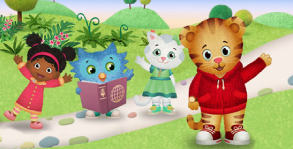 Research behind Daniel Tiger & Super Why | Angela\'s Clues