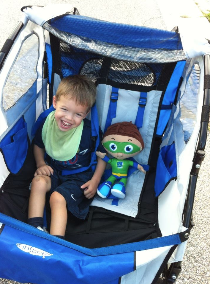 Super Why Fan - Cole