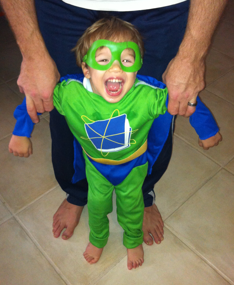 Cole - Super Why Fan