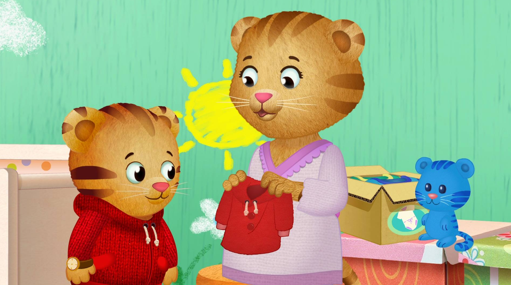 Daniel Tiger Twitter Party Aug 14 | Angela\'s Clues