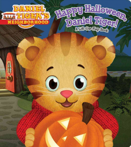 Happy Halloween Daniel Tiger