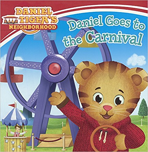 Daniel Tiger Goes to the Carnival