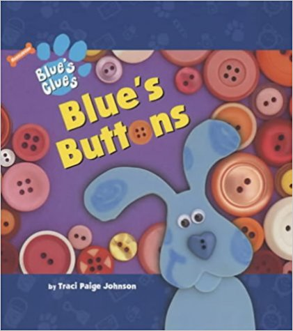 Blue's Clues - Blue's Buttons