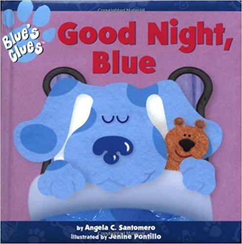 Blue's Clues - Good Night, Blue
