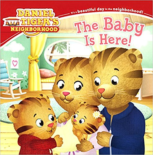 Daniel Tiger's Neighborhood - The Baby Is Here!