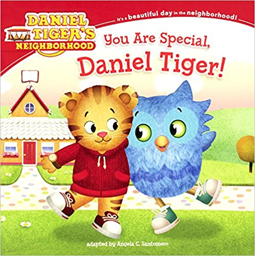 You are Special Daniel Tiger!