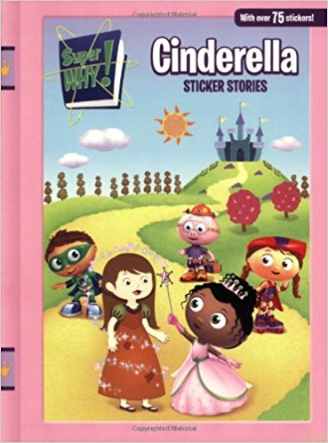 Super Why! - Cinderella