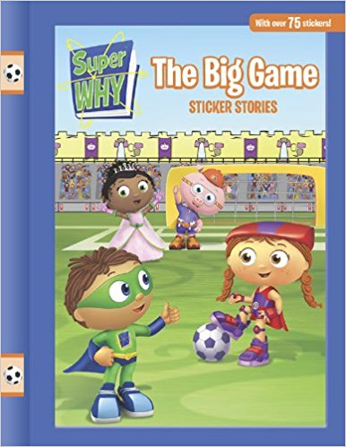 Super Why! - The Big Game