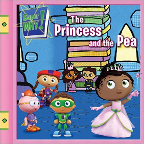 Super Why! - The Princess and the Pea