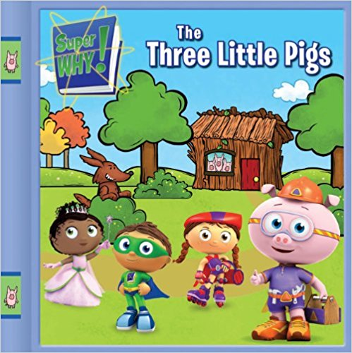 Super Why! - The Three Little Pigs
