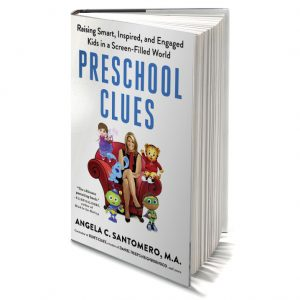 Preschool-Clues-Book