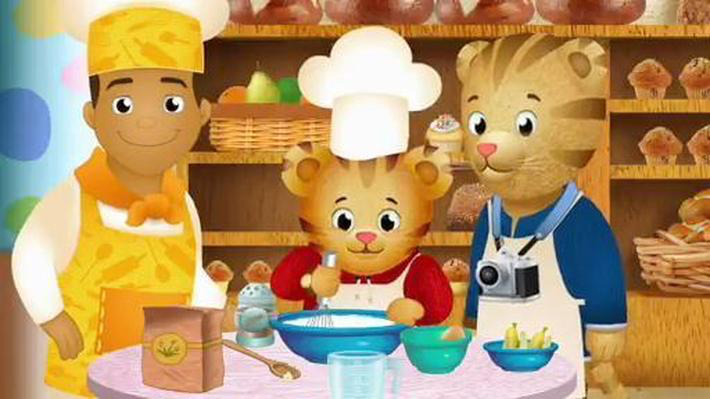 Summer Activities from Daniel Tiger & Blue's Clues