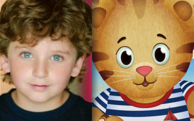 Meet Daniel Tiger – aka Jake Beale