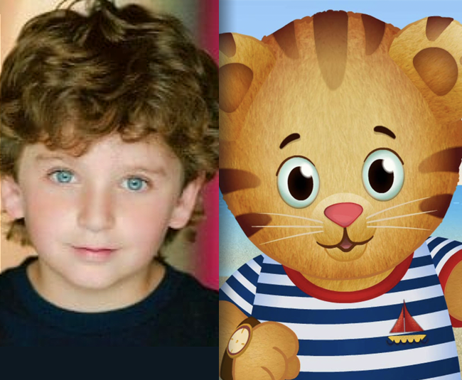 Meet Daniel Tiger Aka Jake Beale Angela S Clues