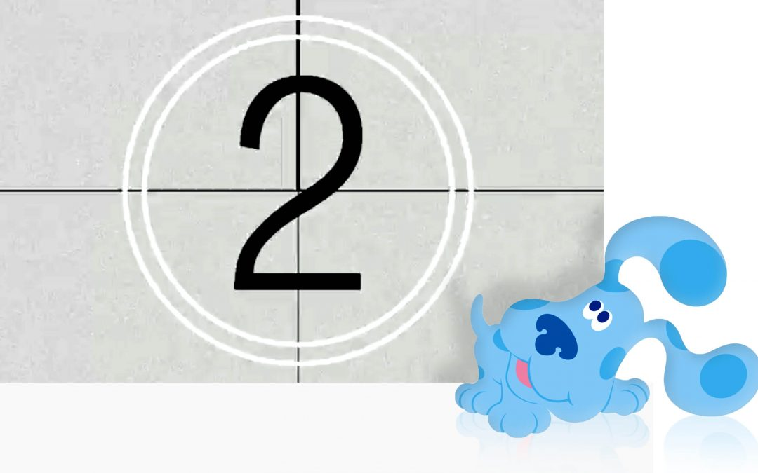 Blue's Clues is Back!